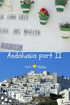 have you every been in Andalusia? if not, check out our latest post about hidden little gems of Andalusia - fall in love with Mojacar or Mijas Jazz Club, Andalusia, Mojito