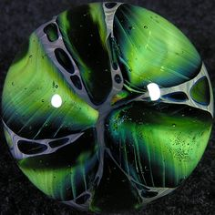 Image 128978221 by Brian Bowden Glass Rocks, Glass Marbles, Glass Art, Marbles Images, Marble Art, Lost & Found, Paper Weights, Shades Of Green, Bellisima