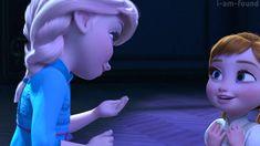 HeLe☆和樂 — Elsa and Anna Wallpaper. Frozen Short, Frozen Fan Art, Elsa, Wallpaper, Random, Videos, Disney, Wallpapers, Casual