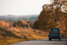 Roads of the Quiet Corner, Woodstock, CT