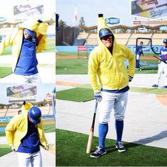 Kike Hernandez rally banana