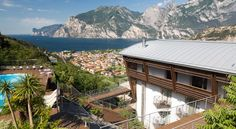 Situé sur une colline à Nago, à la limite de Torbole sul Garda, le Forte Charme Hotel offre des vues sur le lac de Garde, en particulier depuis sa piscine...