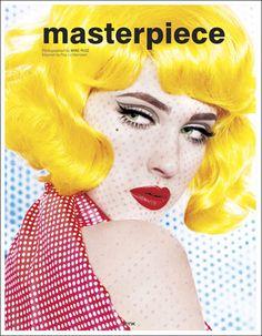 Roy-Lichenstein-Inspired-Makeup.jpg 540×694 pixels