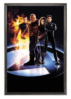 Stream Fantastic Four 2005 online. Find out where Fantastic Four is available to stream. A group of astronauts gain superpowers after a cosmic radiation exposure and must use them to oppose the plans of their enemy, Doctor Victor Von Doom. Marvel Comics, Films Marvel, All Movies, Great Movies, Movies Online, Fiction Movies, Awesome Movies, Watch Movies, Julian Mcmahon