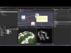 Moutain Painter part 2 (Allegorithmic Substance Designer 5) - YouTube