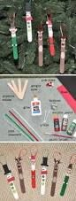 Image result for DIY popsicle stick christmas decorations
