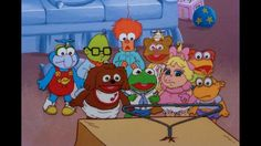 17. MUPPET BABIES-  25 Best TV Shows Getting Rebooted  -  October 5, 2017:   > Original run: (1984-1991) > IMDb rating: 7.6/10 > Revival status: Premiering on Disney Junior in 2018 The children's series is returning in an updated CGI-style. Each episode will feature Kermit, Miss Piggy, Gonzo, and the rest of the gang in two 11-minute stories.