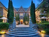 named the 'house-on-hill' this hillsborough, california mansion is for sale for $29-million.
