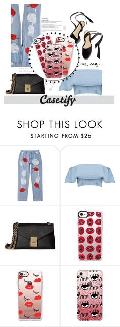 """""""Lovely cases from CASETIFY"""" by strange-girl0 ❤ liked on Polyvore featuring Anja, Garance Doré, Calvin Klein and Casetify"""