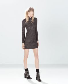 OPEN-BACK DRESS-Trf-Dresses-WOMAN | ZARA United States