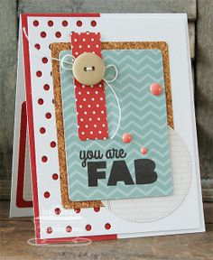 Patterned Paper: My Favorite Things Stamps Day Teaser # 4