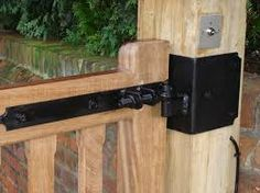 gate hinges offset Google Search Stables Pinterest Gate hinges