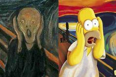 """The Scream""-  Edvard Munch"