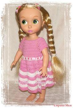 Новое платье - Куклы Дисней.... - Страна Мам