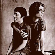 Jonny and Colin Greenwood