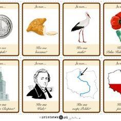 Kolorowanki, ubieranki, karty do wydrukowania. - Printoteka.pl Playing Cards, Speech Language Therapy, Playing Card Games, Game Cards, Playing Card
