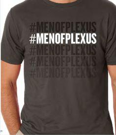 "Men's ""Men Of Plexus"" Tee (Black) - Every Man needs this Black #MENOFPLEXUS Tee!"