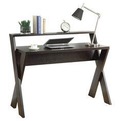 Found it at AllModern - Newport Writing Desk http://www.allmodern.com/deals-and-design-ideas/p/Down-to-Business-Newport-Writing-Desk~CVC1407~E17091.html?refid=SBP.rBAZEVSxzNiYflX_LVyNAnK72QqyYEsoib-38MgaxgY