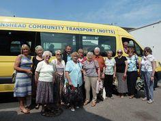 RAVENSHEAD COMMUNITY TRANSPORT: A TRIP TO KNITTERS MUSEUM AT RUDDINGTON ...