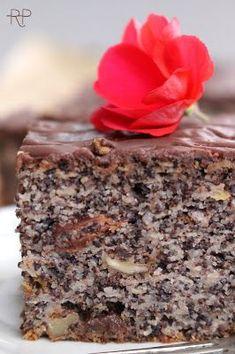 Różowa Patera: Makowiec japoński Polish Desserts, Polish Recipes, Cheesecake Pops, Pumpkin Cheesecake, Baking Recipes, Dessert Recipes, Homemade Cakes, Christmas Baking, Love Food