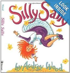 Amazon.com: Silly Sally (Red wagon books) (9780152019907): Audrey Wood: Books
