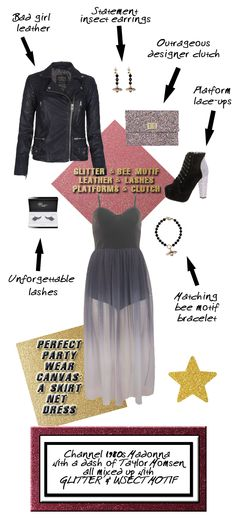 Dreaming My Ultimate Christmas Party Outfit