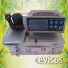 Ionizador para pies relajante y masajeador 2n1  Modelo 2016 el mas nuevo y efectivo Aparatos profesionales con electroestimulador.  ¡Ideal para ...  http://guadalajara-city-2.evisos.com.mx/ionizador-para-pies-relajante-y-masajeador-2n1-id-590109