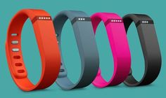 Fitbit wristband activity tracker