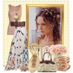 Soft emotion, created by claud-637 on Polyvore