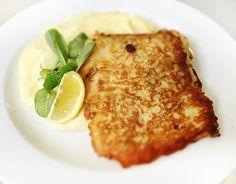 Denné menu Vranov | Rybie filé v maslovo-bylinkovom ceste, zemiaková kaša - reštaurácia Hotel Patriot*** #hotel #restauracia #dennemenu