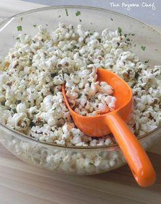 Chili Lime Popcorn   thepajamachef.com #mysterydish