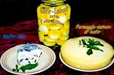 3 kefir cheeses