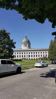 Washington State Capitol, Olympia, Washington
