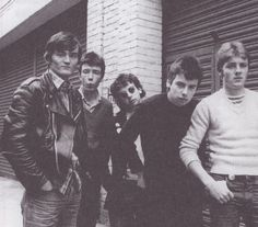The Undertones. Michael Bradley, The Undertones, Rock News, Band Photos, Post Punk, Glam Rock, Pavement, New Wave, Punk Rock