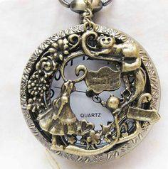 great #aliceinwonderland #necklace
