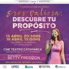 Congreso de mujeres en Catamarca