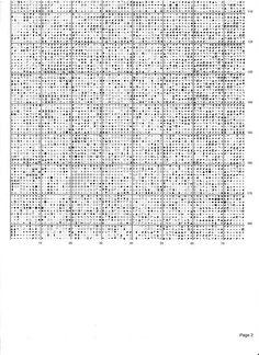 tengo muchos patrones de punto de cruz. (pág. 5) | Aprender manualidades es facilisimo.com