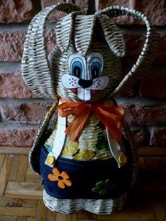 Dekoračný zajac