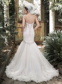 Large View of the Cerise Bridal Gown