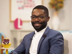 David Oyelowo, actor, producer, director, and writer