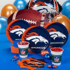 201 Best Game Day Essentials Images On Pinterest Broncos