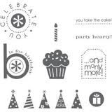 stampin up party hearty stamp set - Google Search