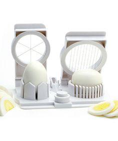 Stnlss Steel Boiled Egg Slicer Section Cut Cutter Carve Carver Mushroom Kitchen