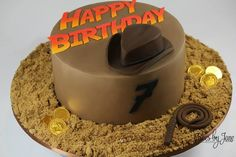 Strange 22 Best Indiana Jones Cake Images Indiana Jones Cake Indiana Funny Birthday Cards Online Inifodamsfinfo