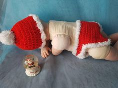 Hey, I found this really awesome Etsy listing at https://www.etsy.com/uk/listing/551424101/little-santa-baby-set