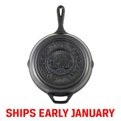 2016 Great Smoky Mountains Skillet