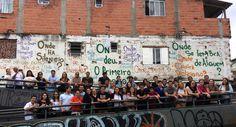 Trainees da Ambev conhecem o projeto Na Responsa em Heliópolis