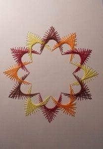 Haft matematyczny czyli matematyka malowana nitką – tajemniczy tytuł. Co za sobą kryje? Jest to wyszywanie nitką na kartce różnych wzorów. Ładne, proste i przyjemne! Sami spróbujcie a zobaczycie jakie to proste! Pokaże tu jak to krok po kroku wykonać :D