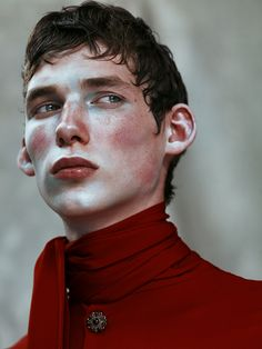 Tancrède Scalabre and Linus Wördemann at Success and Xavier Buestel at Rockmen photographed by Kiki Xue and styled by Simon Pylyser with pieces from Gucci, for the third issue of Boycott magazine. Art direction: Nataniel... »
