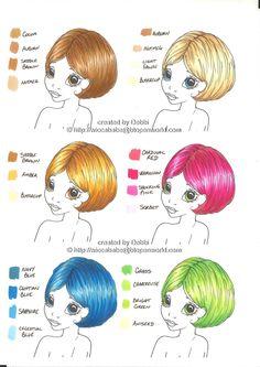 Flexmarker Colour Combos | Letraset Blog - Creative Opportunities